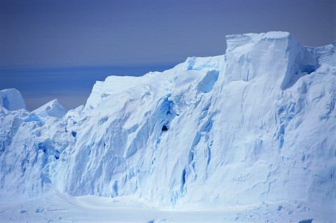 Cliff of Ice