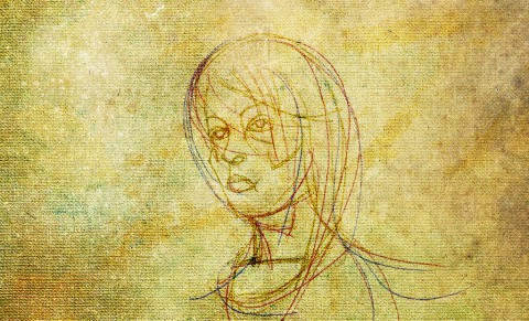 photo credit: Electronic Traditional Girl Sketch via photopin (license)