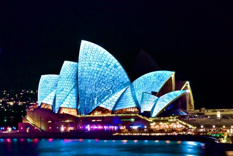 photo credit: Vivid Sydney Opera House via photopin (license)