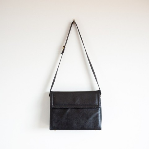 photo credit: 1980s 'Deluxe Days' large black leather bag by Hermes Leathergoods via photopin (license)