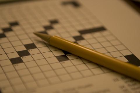 photo credit: Crossword Anyone? via photopin (license)