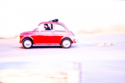 photo credit: fiat cinquecento - italian cars | panning via photopin (license)
