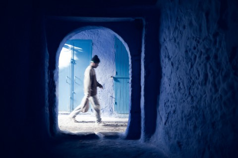 photo credit: 'Painted Blue', Morocco, Chefchaouen via photopin (license)