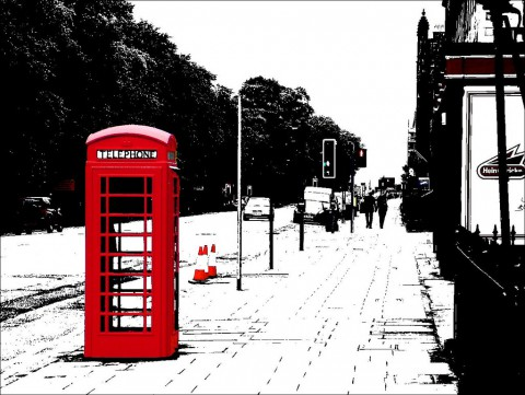 photo credit: Queen Street Phone Box via photopin (license)