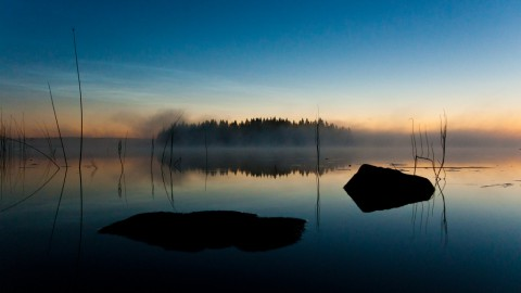 photo credit: Juho Holmi Tervajärvi sunset via photopin (license)