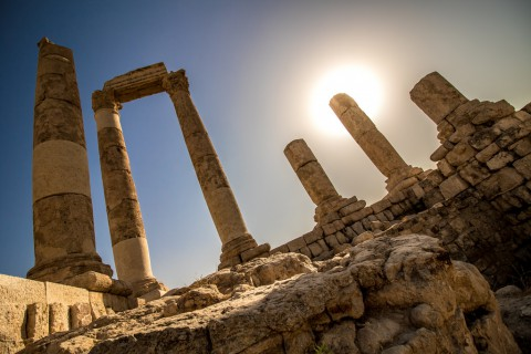 photo credit: andryn2006 Sunrise over the Temple of Hercules via photopin (license)