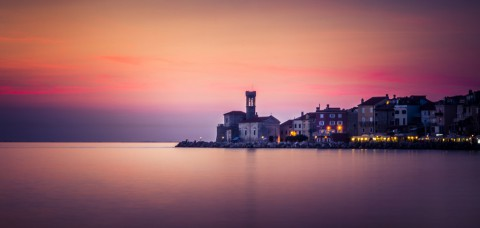 photo credit: David Kutschke Sunset over Piran via photopin (license)