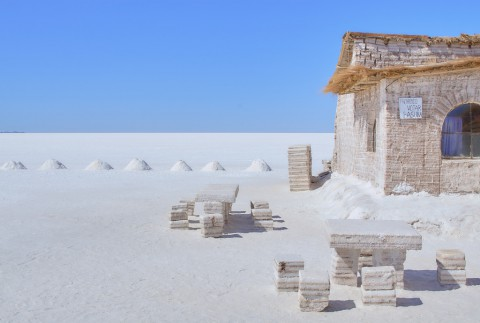 photo credit: szeke Salt Hotel, Salar de Uyuni, Bolivia via photopin (license)